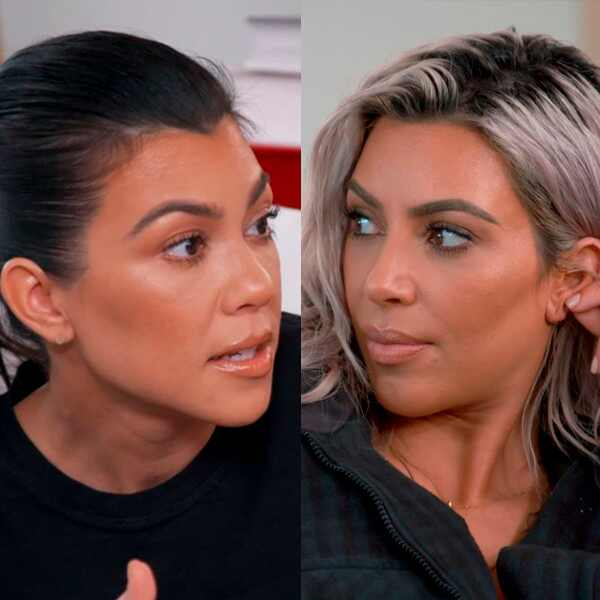 Kourtney Kardashian, Kim Kardashian, Keeping Up With the Kardashians_1502