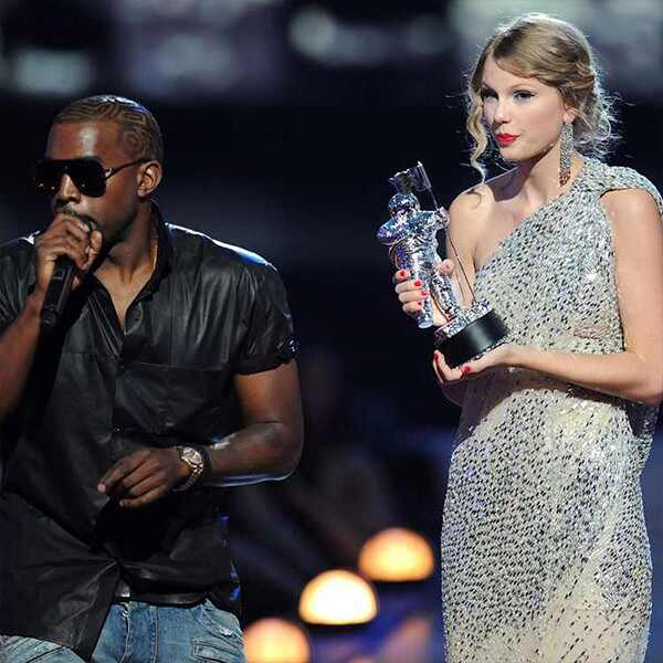 Taylor Swift, Kanye West, 2009 MTV Video Music Awards, VMAs