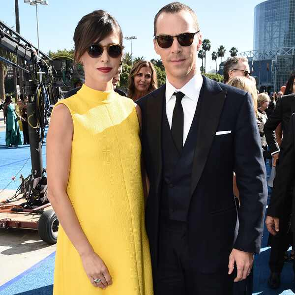 Sophie Hunter, Benedict Cumberbatch, 2018 Emmys, 2018 Emmy Awards