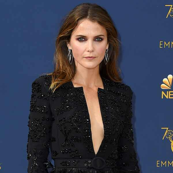 Keri Russell, 2018 Emmys, 2018 Emmy Awards, Red Carpet Fashions