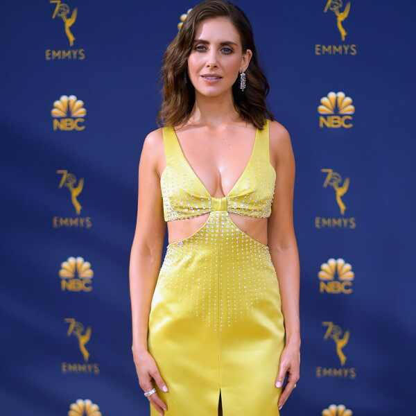 Alison Brie, 2018 Emmys, 2018 Emmy Awards, Red Carpet Fashions