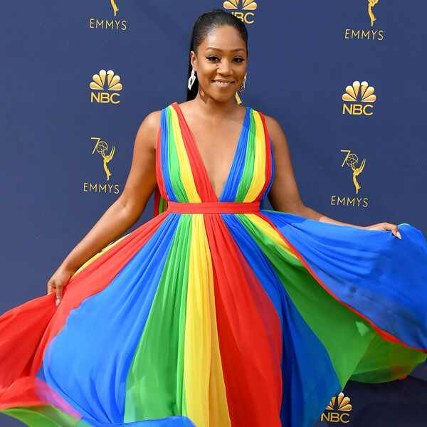 Tiffany Haddish, 2018 Emmy Awards, 2018 Emmys