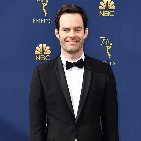 Bill Hader, 2018 Emmys, 2018 Emmy Awards, Red Carpet Fashions