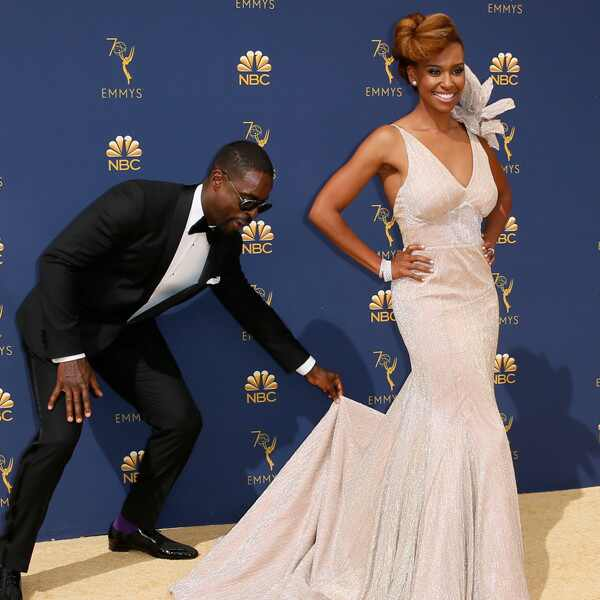 Emmys 2018 Candid Moments