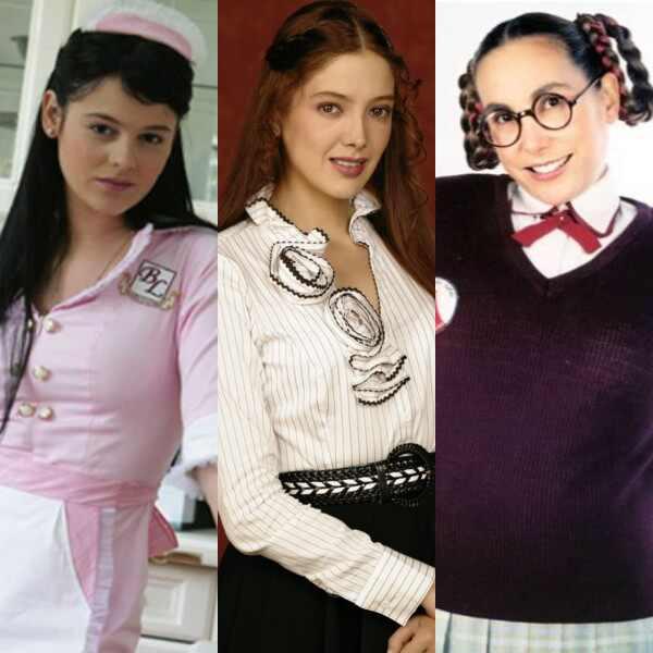 Actrices telenovelas