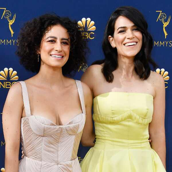ESC: Emmy Awards 2018, Drugstore Beauty, Ilana Glaze, Abbi Jacobson