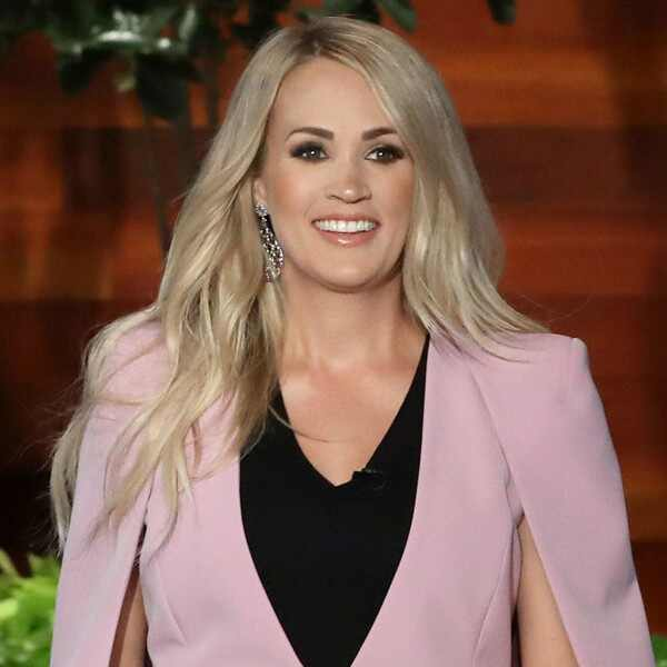 Carrie Underwood, The Ellen DeGeneres Show