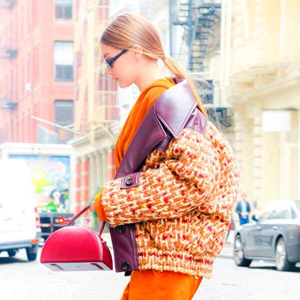 ESC: Fall Boots, Gigi Hadid