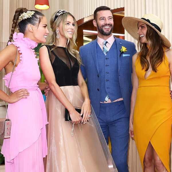 Melbourne Cup, Bec Judd, Jodi Gordon, Kris Smith