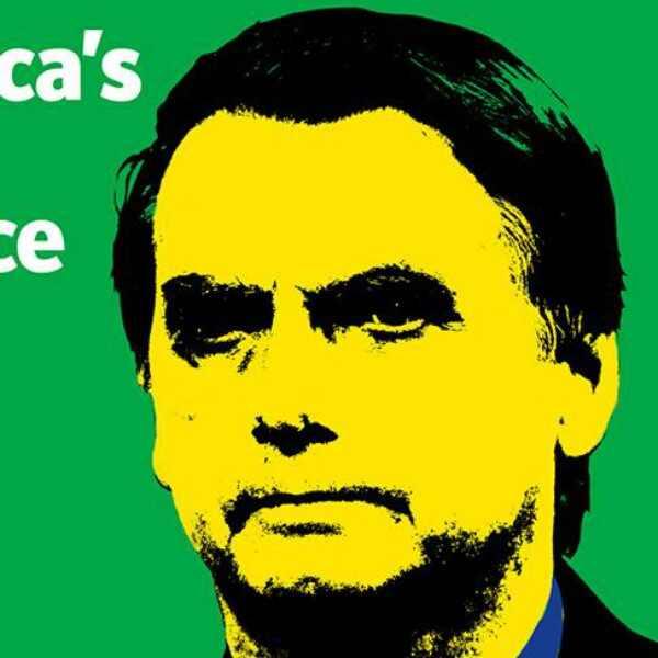 Jair Bolsonaro, The Economist