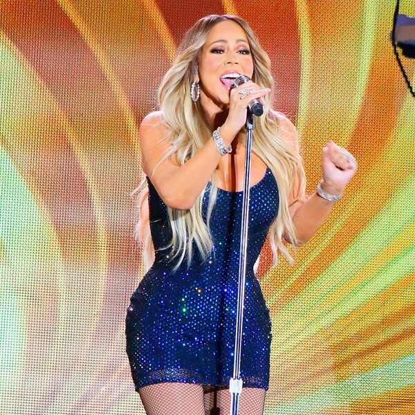 Mariah Carey, iHeartRadio Music Festival