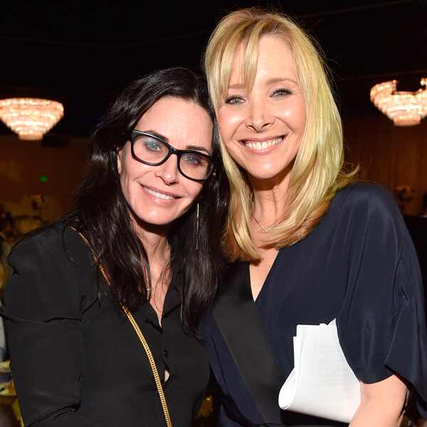Courteney Cox, Lisa Kudrow