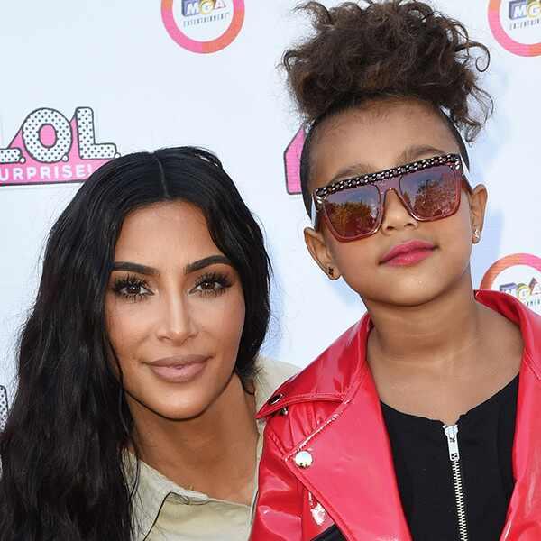 North West, Kim Kardashian, Runway Debut, L.O.L. Surprise! Fashion Show