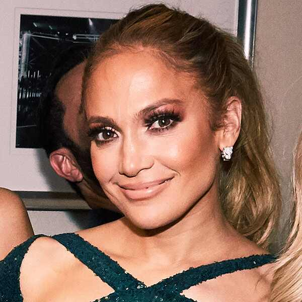 Jennifer Lopez, Las Vegas, Backstage