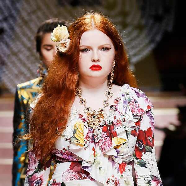 ESC: Best Looks Milan Fashion Week, Dolce & Gabbana