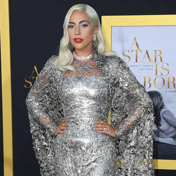 Lady Gaga, A Star Is Born Premiere