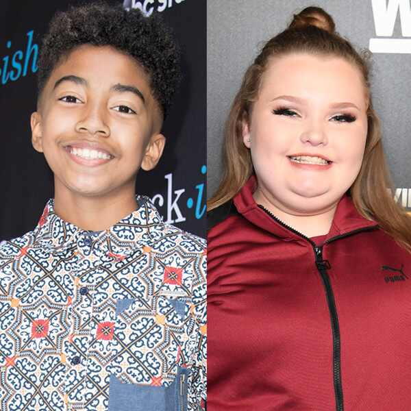Alanah Thompson, Honey Boo Boo, Miles Brown