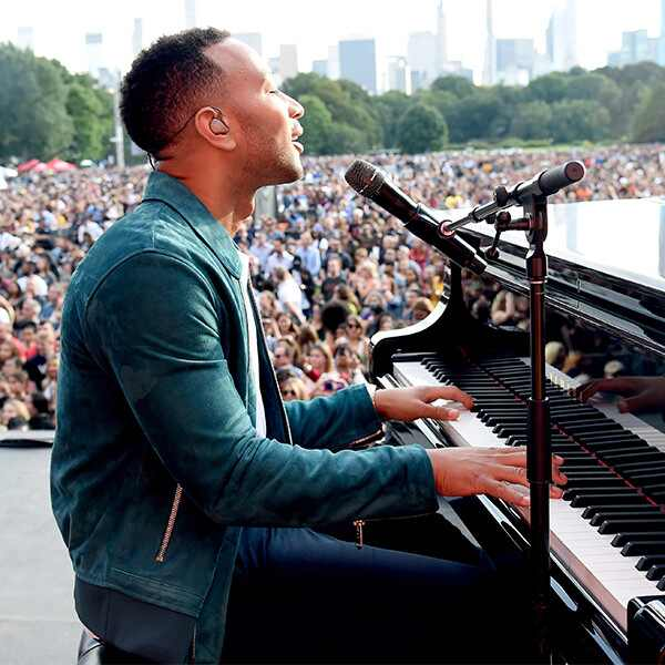 John Legend, 2018 Global Citizen Festival