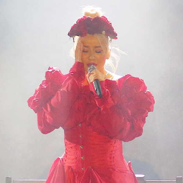 Christina Aguilera, Liberation Tour