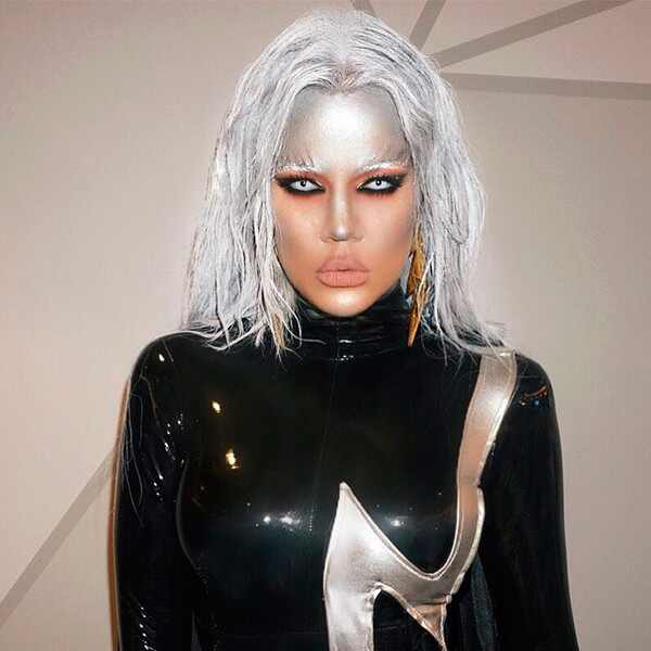 ESC: Khloe Kardashian, Halloween