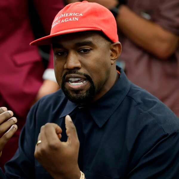 Kanye West, White House