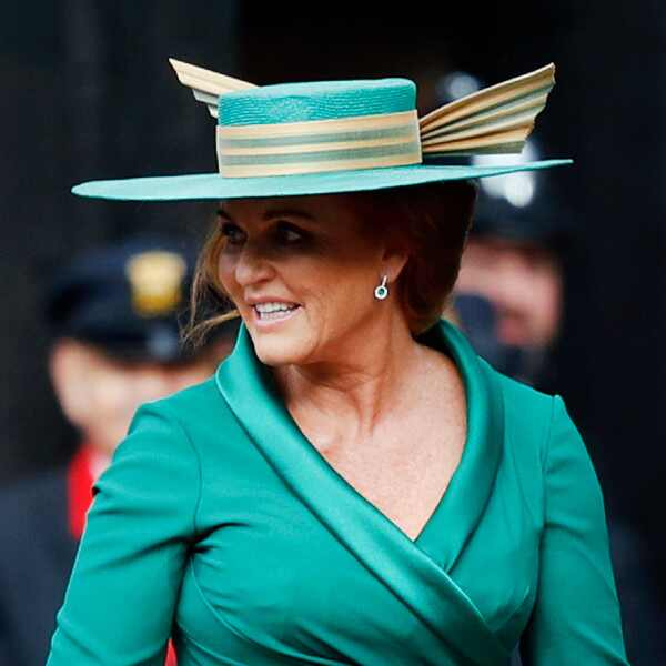 Sarah Ferguson, Princess Eugenie Royal Wedding