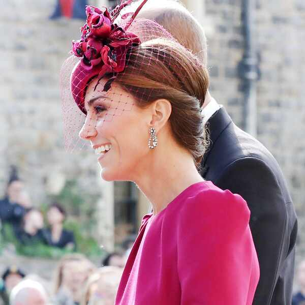 ESC: Duchess, Duke of Cambridge, Princess Eugenie Royal Wedding