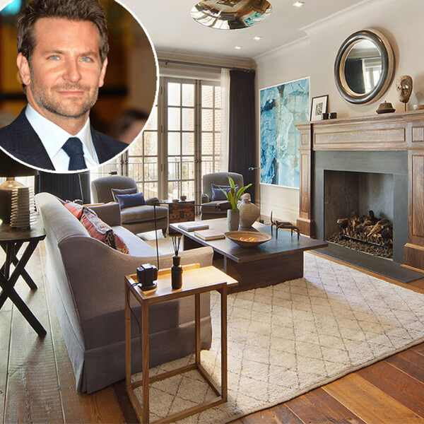 Bradley Cooper, real estate, NYC townhouse