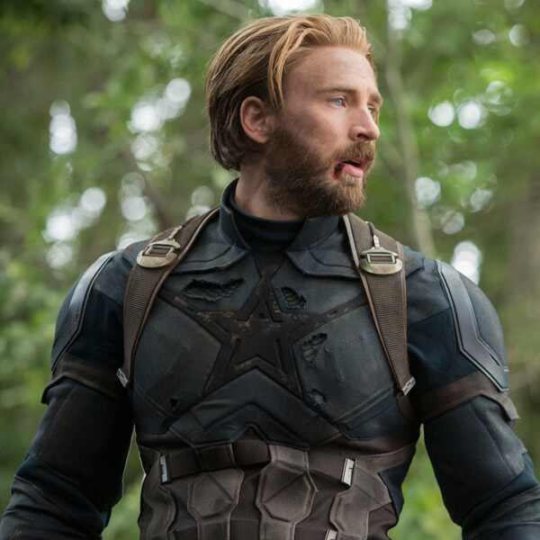 Avengers: Infinity War, Chris Evans
