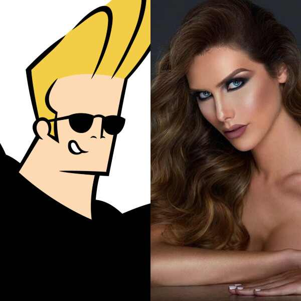 Johnny Bravo, Angela Ponce, Miss España