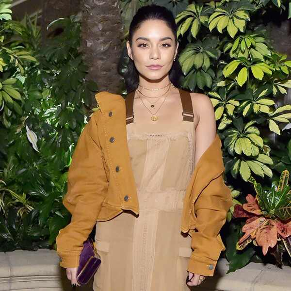 Vanessa Hudgens, ELLE's 25th Annual Women In Hollywood