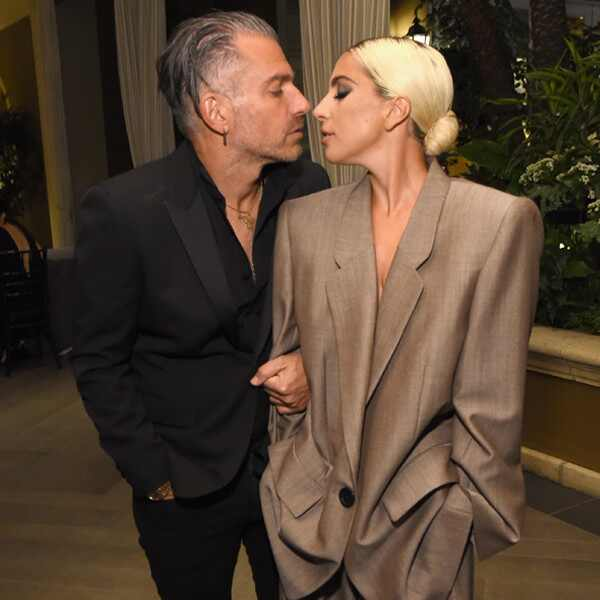 Christian Carino, Lady Gaga, ELLE's 25th Annual Women In Hollywood Celebration