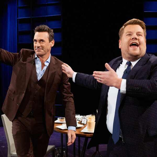 Jon Hamm, The Late Late Show with James Corden