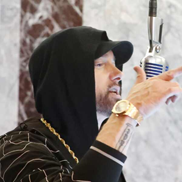 Eminem, Jimmy Kimmel Live, Empire State Building