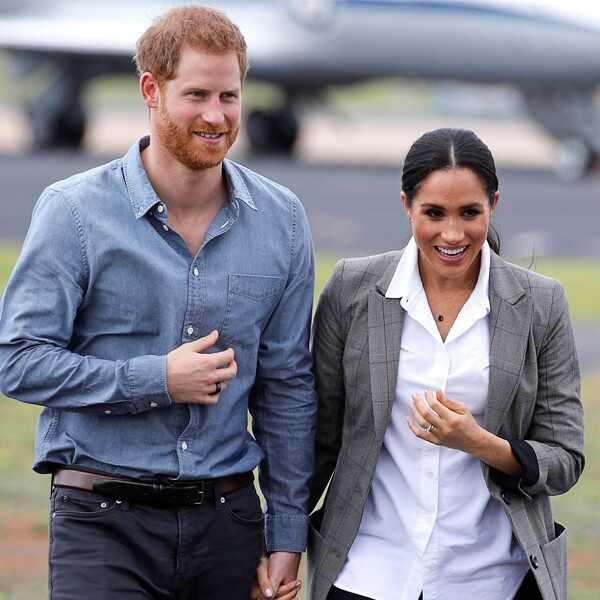 Prince Harry, Meghan Markle, Duchess of Sussex, Australia tour