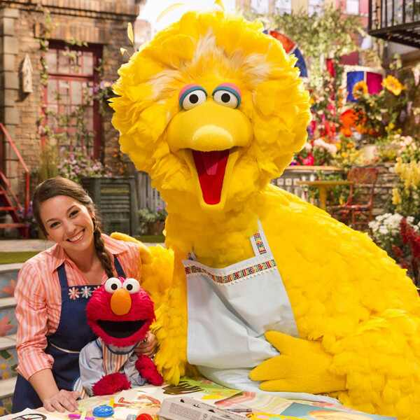 Big Bird, Sesame Street