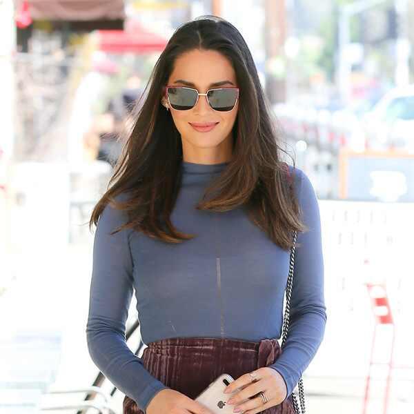 ESC: Street Style, Olivia Munn