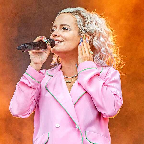 Lily Allen, 2018 Austin City Limits Music Festival