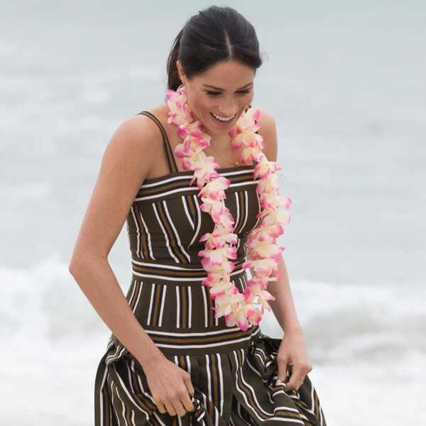 Meghan Markle, Bondi Beach, Outfit