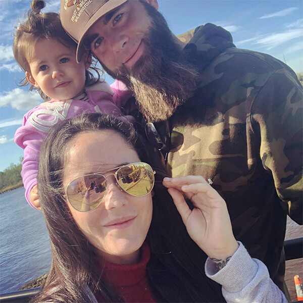 Jenelle Evans, Husband, David Eason, Daughter, Ensley