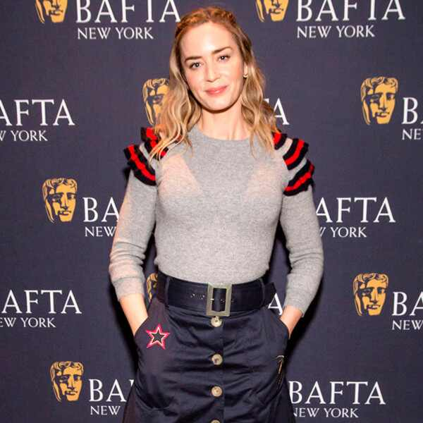 Emily Blunt, A Quiet Place BAFTA Screening