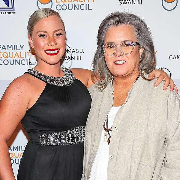 Elizabeth Rooney, Rosie O'Donnell