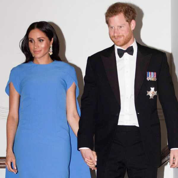 Meghan Markle, Prince Harry, Fiji Dinner