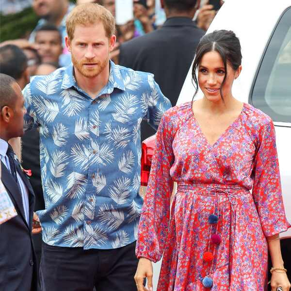 Prince Harry, Meghan Markle, Duchess of Sussex, Fiji