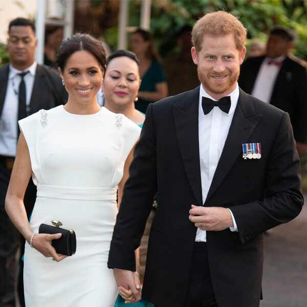 Meghan Markle, Prince Harry, Tonga Visit
