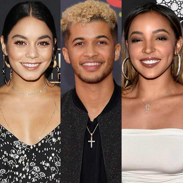 Vanessa Hudgens, Jordan Fisher, Tinashe, Rent