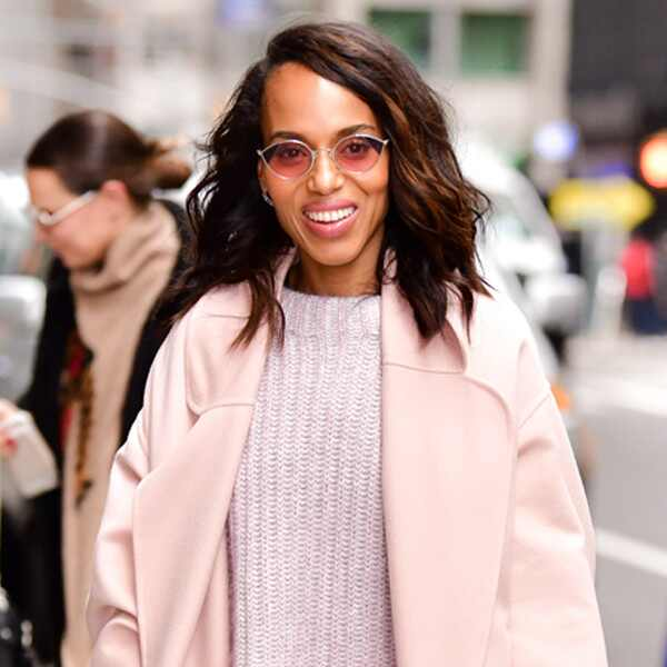 ESC: Kerry Washington, Celeb Street Style
