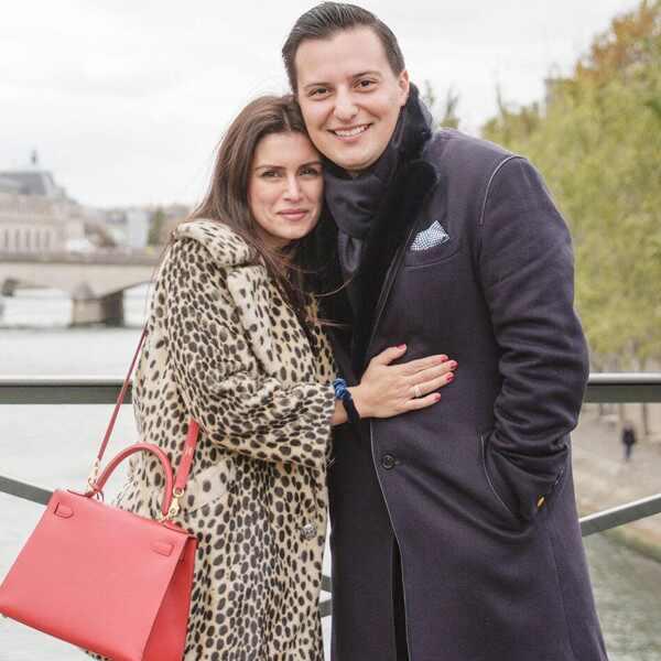 Roxy Sowlaty, Nicholas Bijan, Engagement