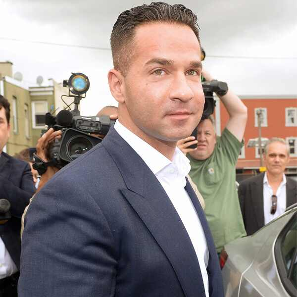 Mike Sorrentino, The Situation, 2014