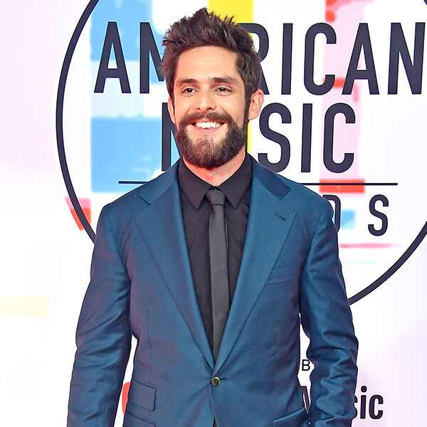 Thomas Rhett, 2018 American Music Awards, 2018 AMA's